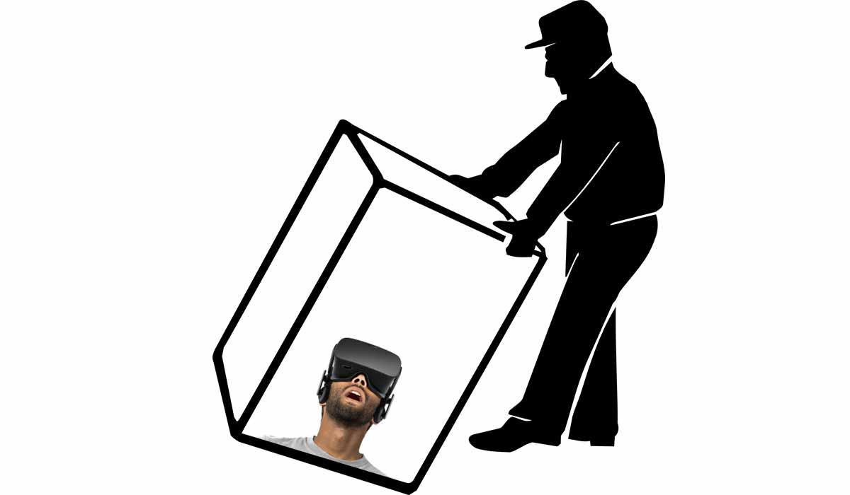 Die VR-Brille Oculus Rift verkauft sich weiter gut - oder schieben Schwierigkeiten bei der Produktion die Lieferungen nach hinten?