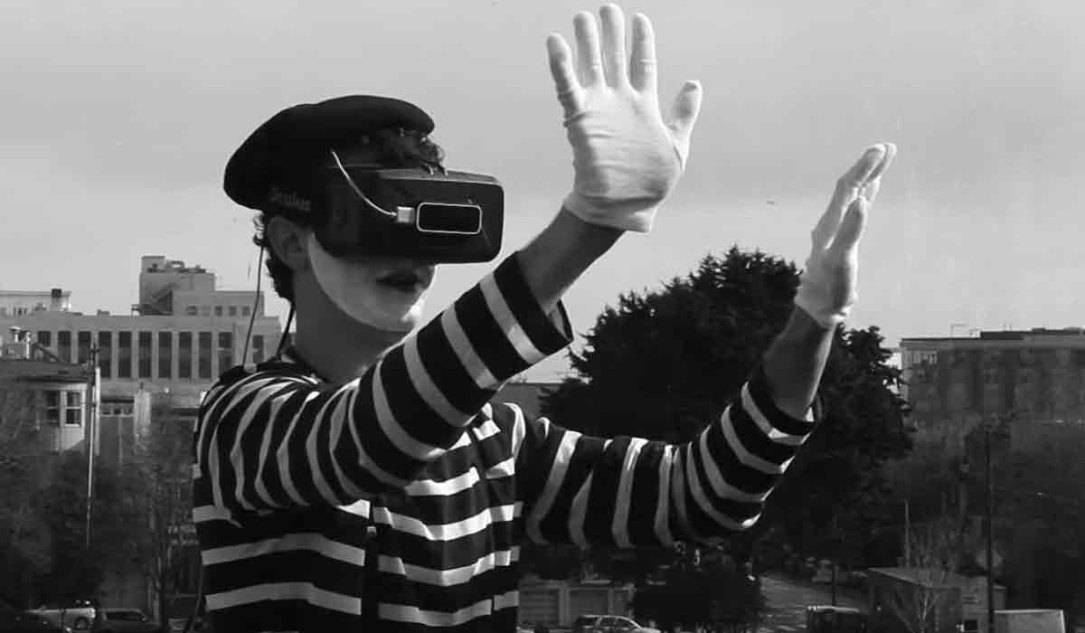 Mimenspiel lernen mit Oculus Rift