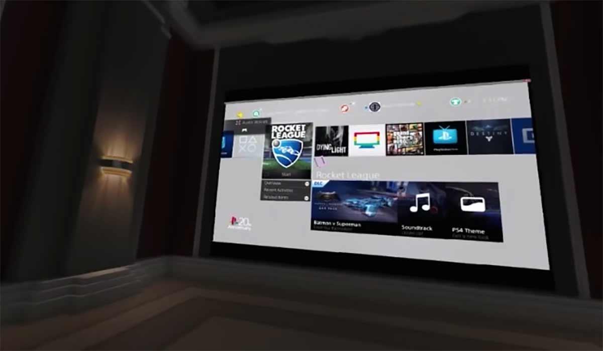 PS4-Spiele mit HTC Vive oder Oculus Rift spielen