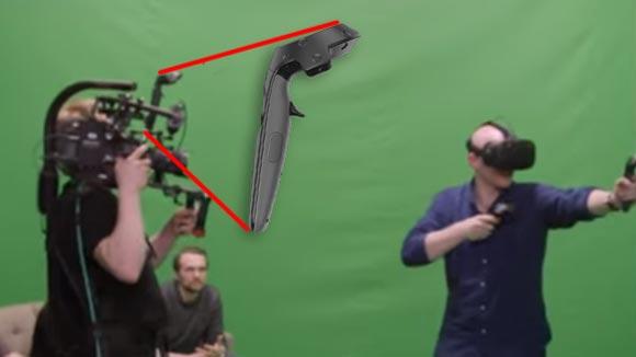 Valve produziert für HTC Vive einen beeindruckenden Mixed-Reality-Trailer.