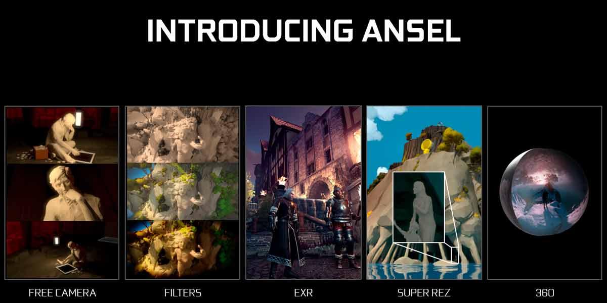 """Mit Nvidials Tool """"Ansel"""" können Spieler und Entwickler Screenshots in 360-Grad und 3D aufnehmen. Erste Testbilder sind jetzt verfügbar."""