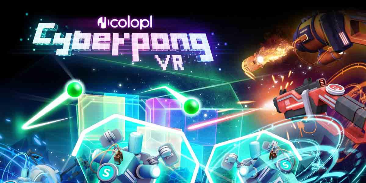HTC Vive: Cyberpong VR im Test – fit dank Virtual Reality?