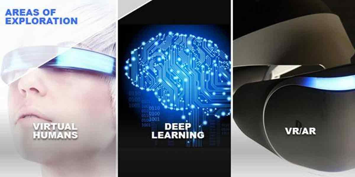 EA formt ein eigenes Team für Forschung an künstlicher Intelligenz, virtuellen Menschen und Virtual und Augmented Reality.