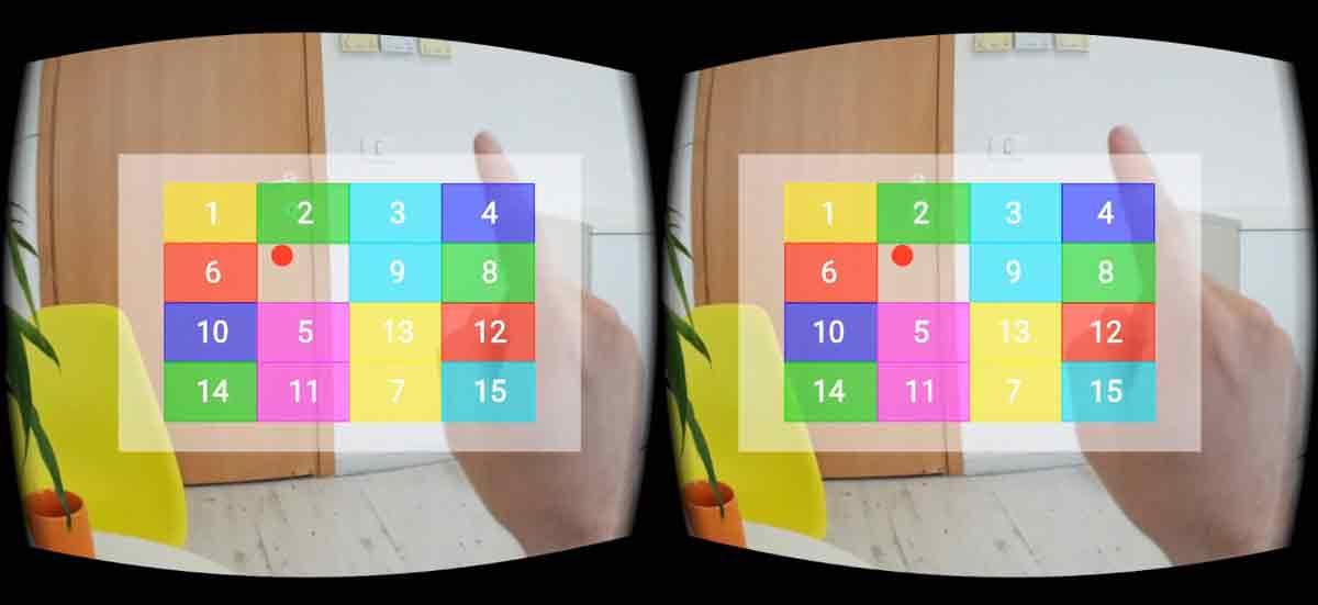 Virtual Reality: Gestensteuerung für Cardboard und Co.