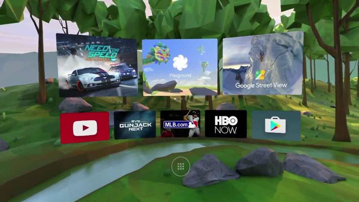 Nach einem Bericht von Bloomberg investiert Google kräftig in Virtual-Reality-Inhalte für Daydream. In wenigen Wochen soll es losgehen.