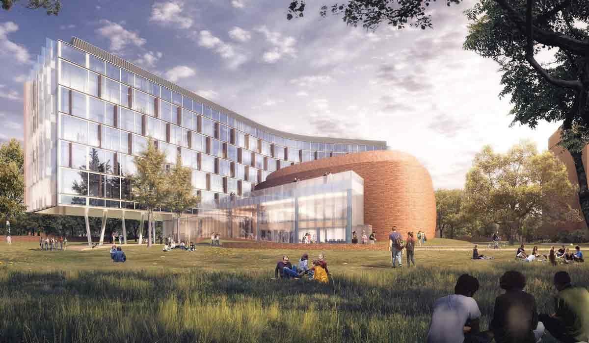 31 Millionen US-Dollar gibt Oculus' Iribe der Universität Mayland. Die baut damit ein Forschungszentrum, das sich mit Zukunftstechnologien befasst.