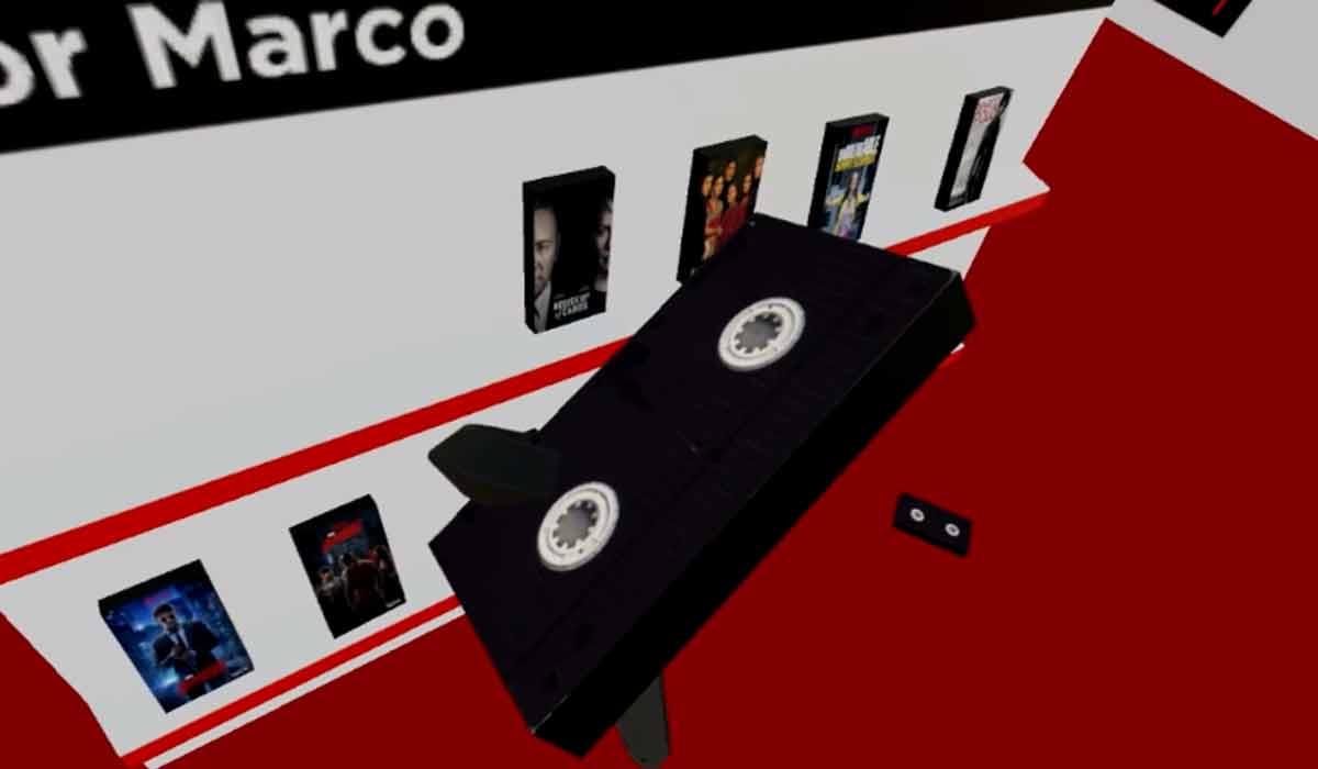Geschmacklose Leichenfledderei oder ein geniales Konzept? Ausgerechnet Netflix zeigt eine Virtual-Reality-Videothek.