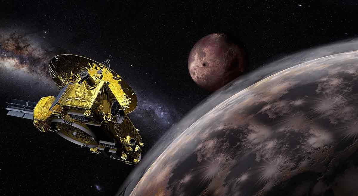 Die neue Virtual-Reality-Dokumentation der New York Times schickt VR-Nutzer auf die eisige Oberfläche des Planeten Pluto.