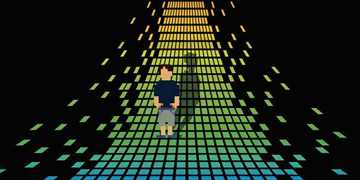 """""""Wir leben in einer interessanten und aufregenden Zeit"""", glaubt Ernest Cline, Autor des Virtual-Reality-Romans """"Ready Player One""""."""