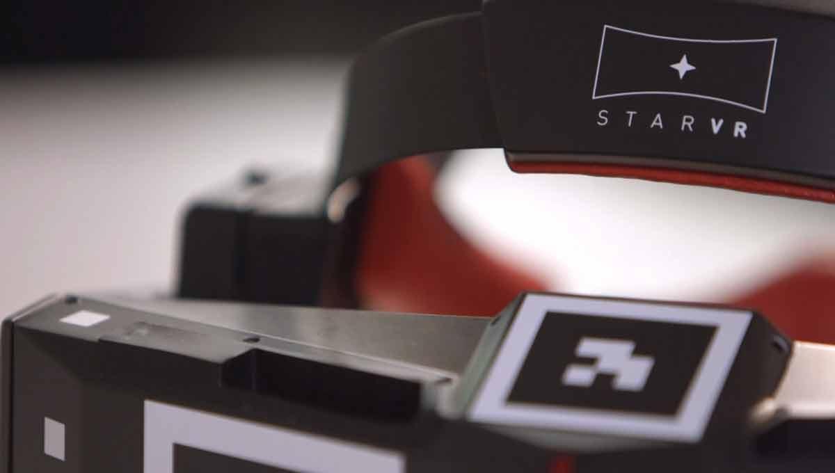 """Die Erfinder des """"immersiven Kinos"""" arbeiten mit den Machern der """"immersivsten VR-Brille"""" zusammen. Und Acer baut den Kram."""