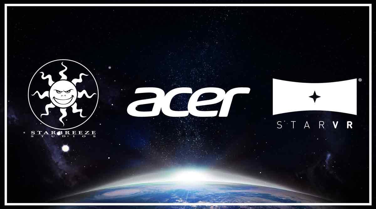 Virtual Reality: Starbreeze und Acer machen gemeinsame Sache