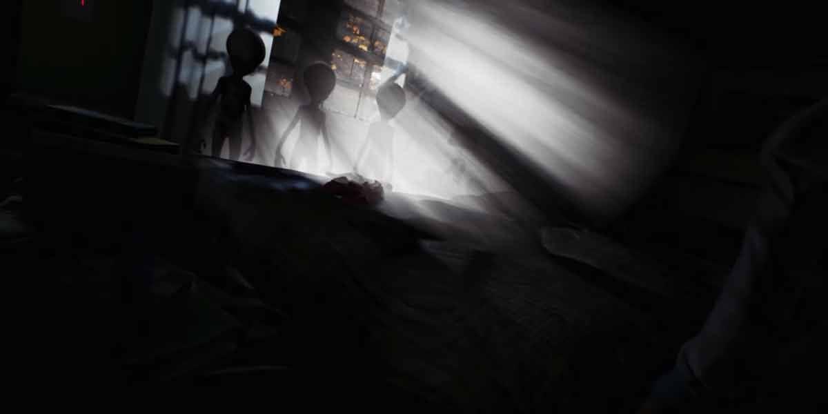 """Oculus Rift und Co: Albträume dank Alien-Entführung in """"The Hum"""""""