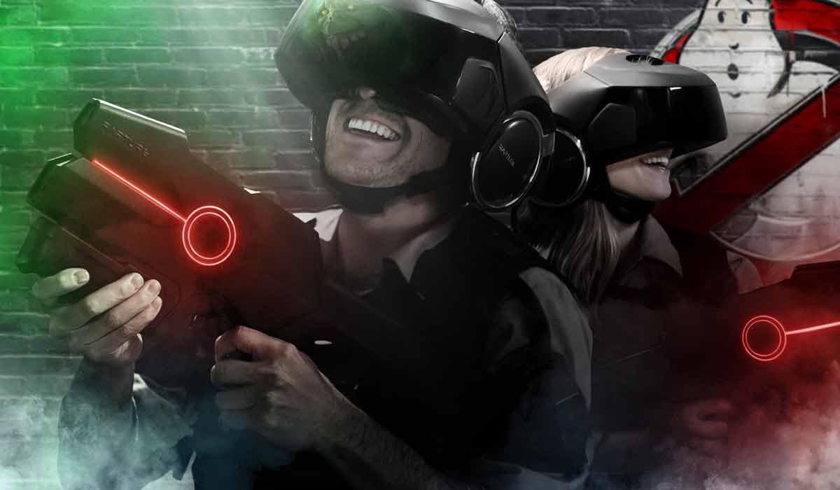 """Ab dem 1. Juli 2016 startet in New York ein spezieller Ableger der VR-Arcade """"The Void"""" im Ghostbusters-Universum."""