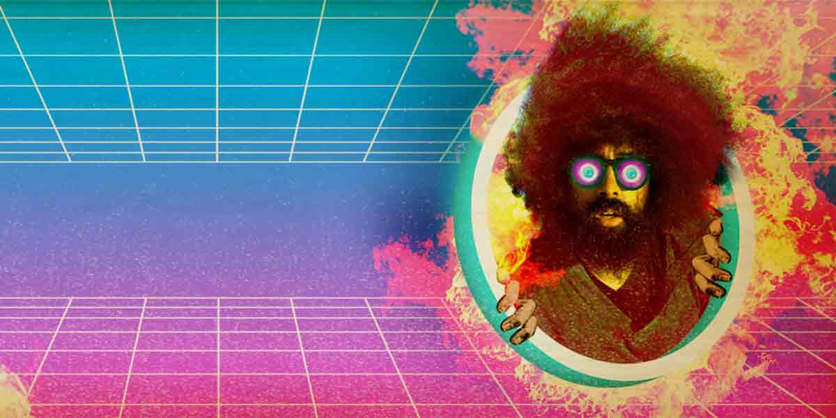 Erste Comedy-Show in Virtual Reality: Reggie Watts performte live