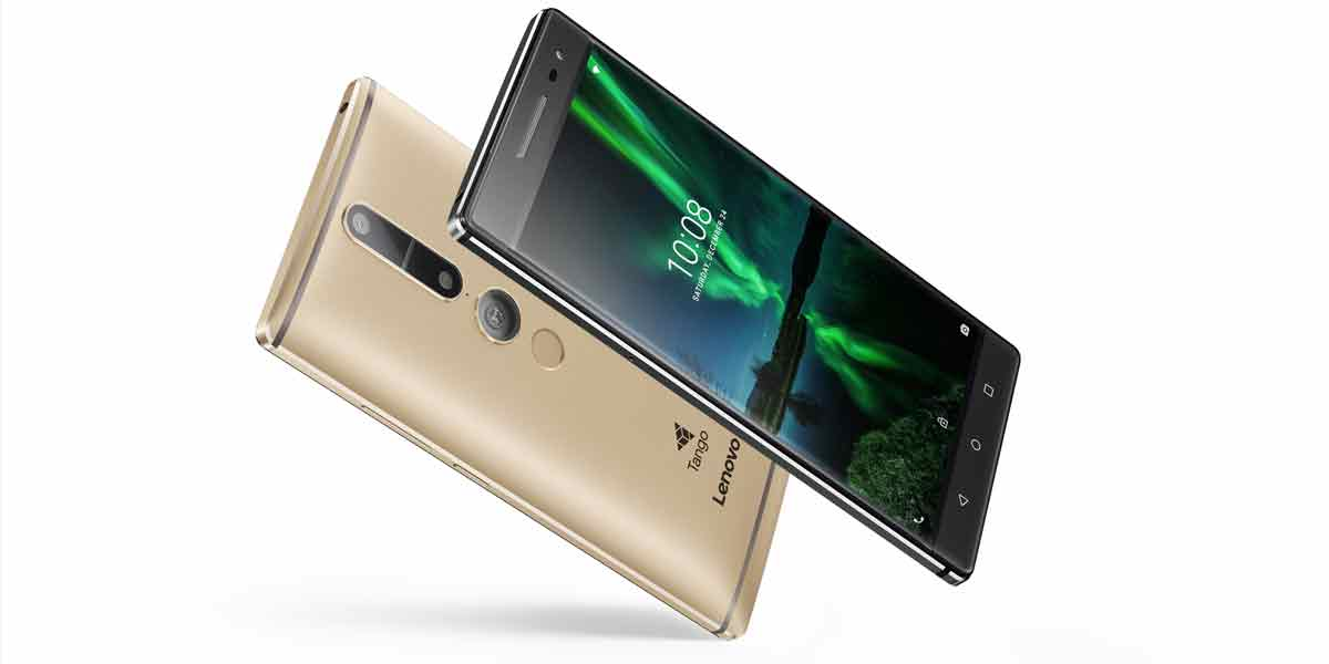 Augmented Reality: Lenovos Tango-Smartphone kommt erst im November