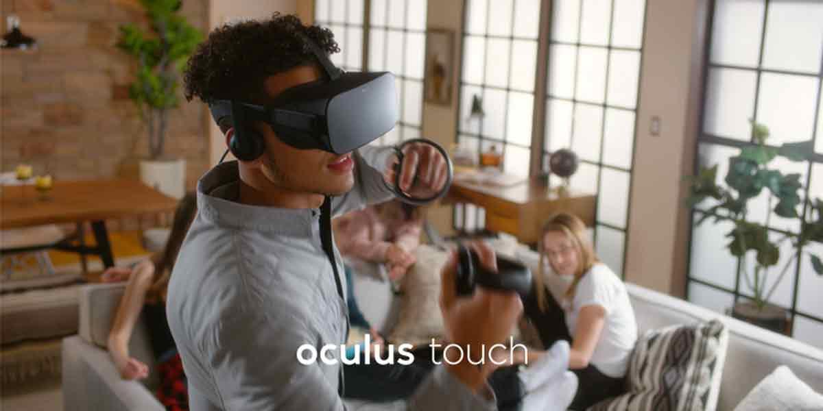Oculus Rift: Launch der Touch-Controller mit 30 Spielen