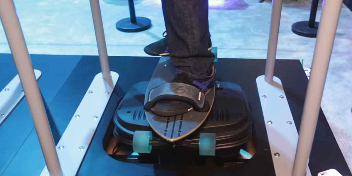 Virtual Reality: D-Box plant Geräte für Endverbraucher