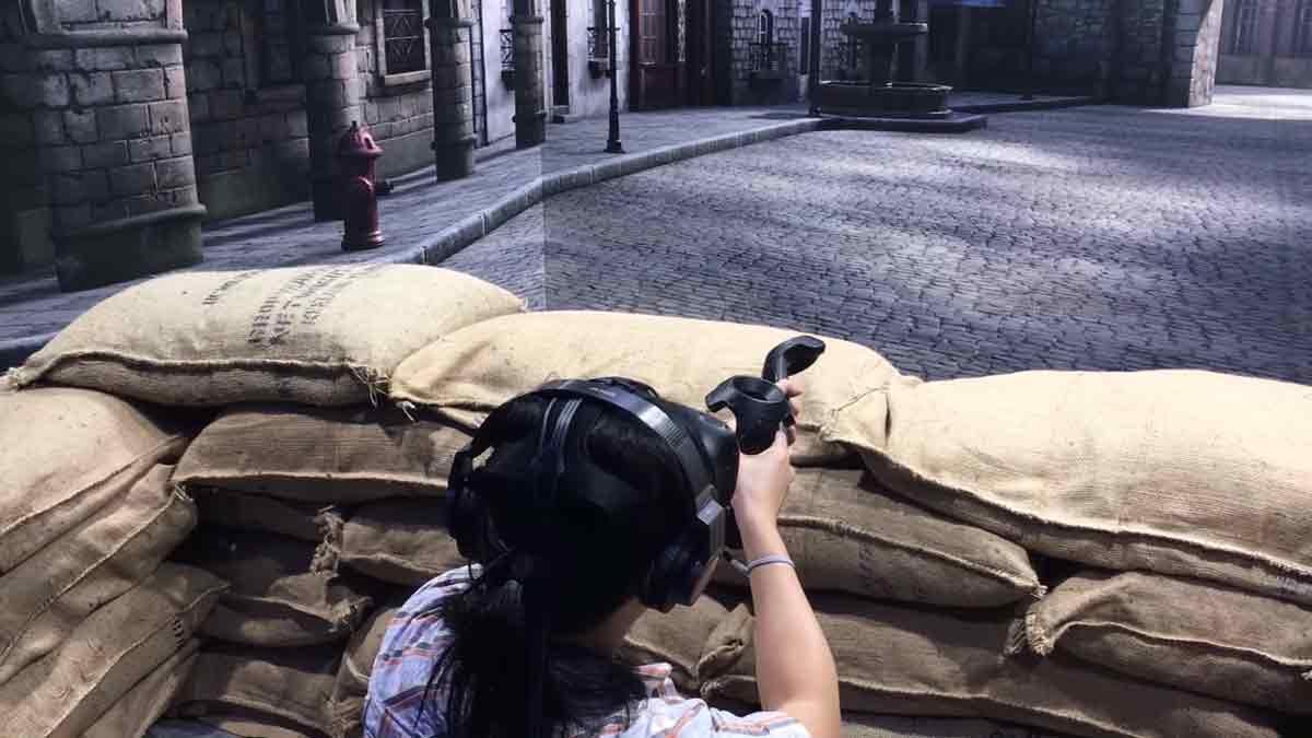 HTC Vive: Das erste VR-Spiel von HTC ist ein WWII-Shooter