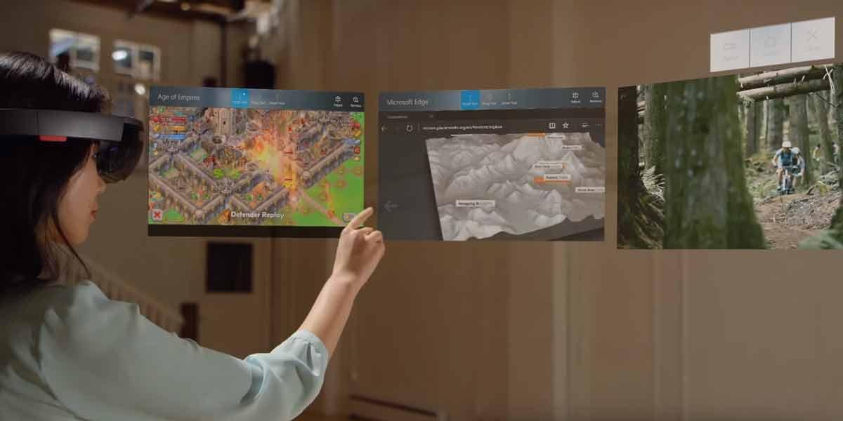 Hololens: Erstes Update bringt zahlreiche Verbesserungen
