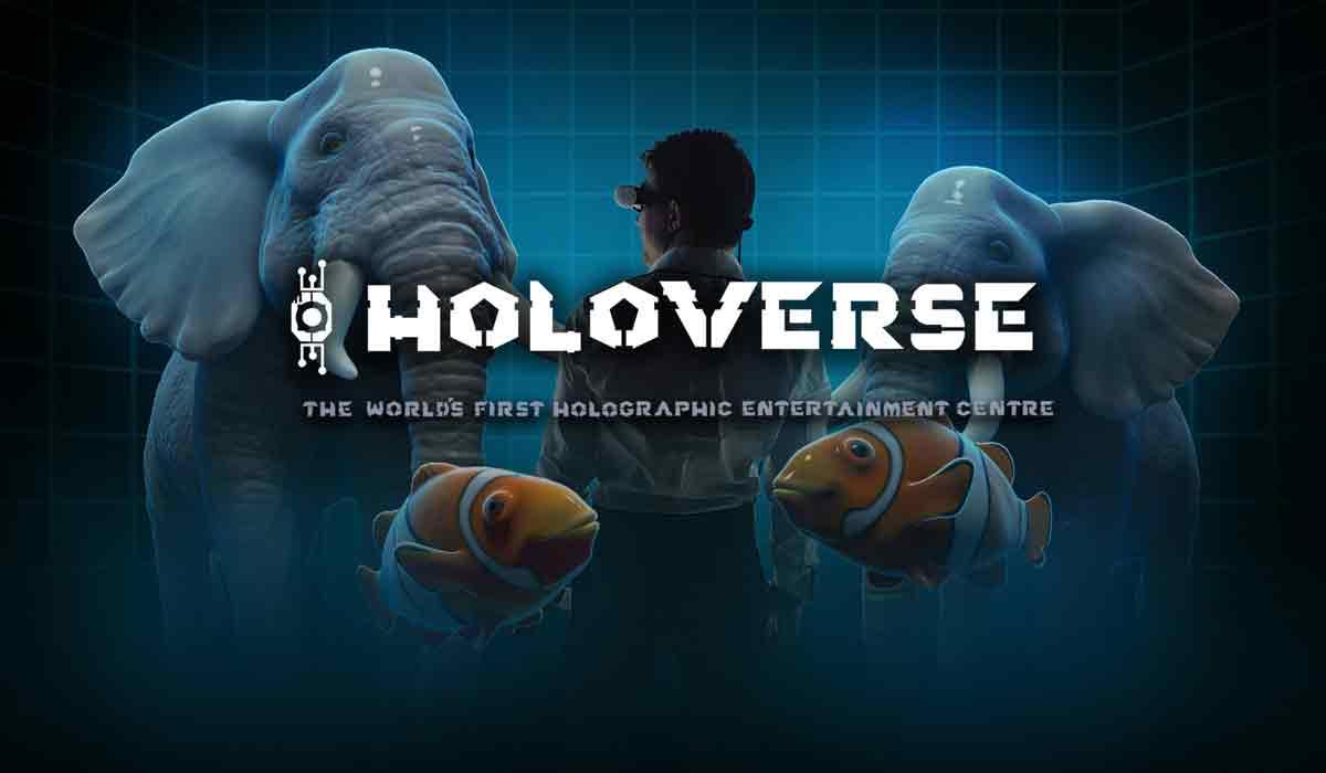 """In Australien hat vor wenigen Tagen das Holoverse eröffnet und verspicht den Besuchern ein """"holographisches"""" Erlebnis."""