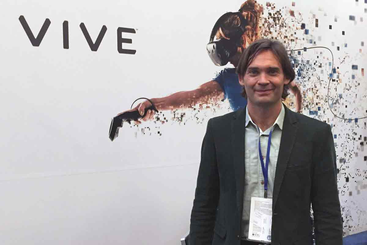 VR-Spiele und -Apps, die von HTC in den internen Vive Studios entwickelt werden, sollen zukünftig auch für Playstation VR erscheinen.