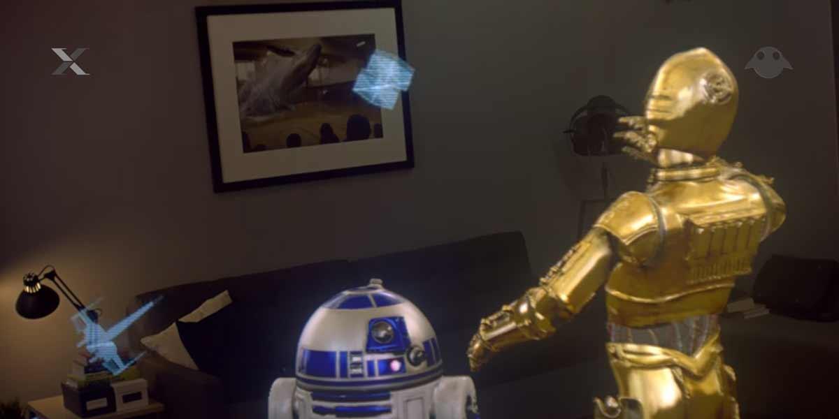 Disney-CEO Bob Iger begibt sich jeden Dienstagnachmittag ins Star-Wars-Universum und trainiert Lichtschwertkämpfe gegen einen Sturmtruppler.