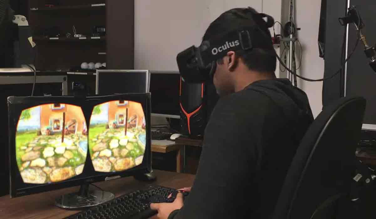 Keine Motion Sickness dank Tunnelblick? Wissenschaftler der Columbia Universität wollen das größte Problem von Virtual-Reality-Spielen lösen.