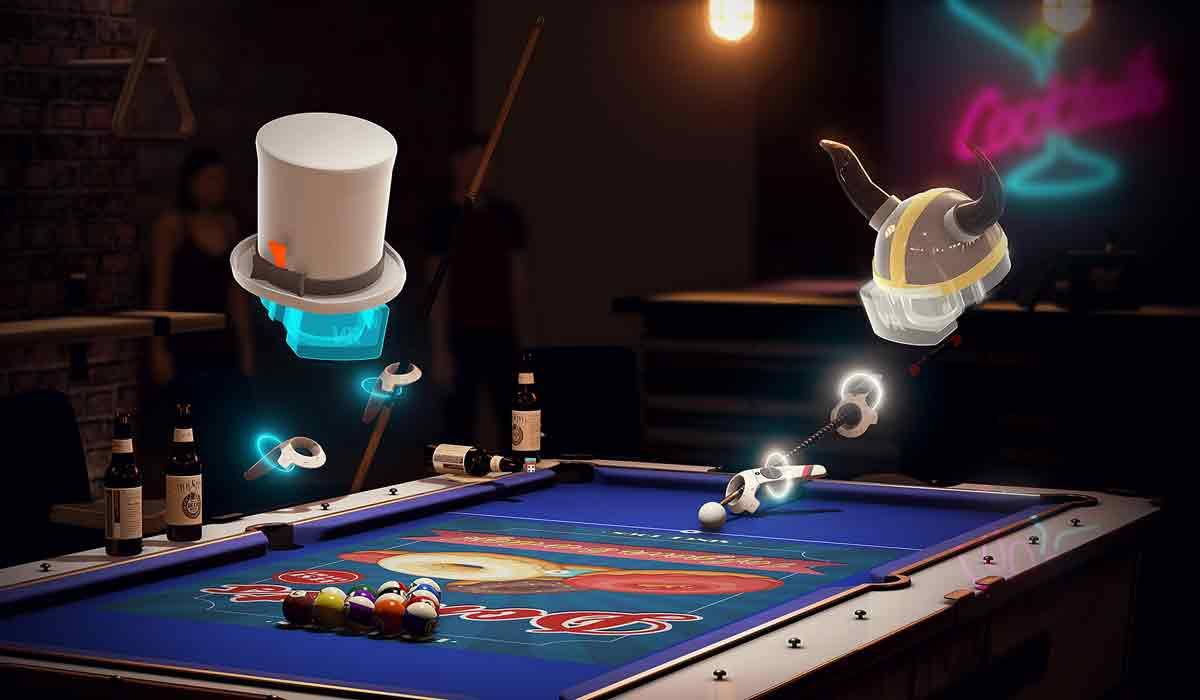 Pool Nation VR im Test: Darum hat Facebook also Oculus VR gekauft