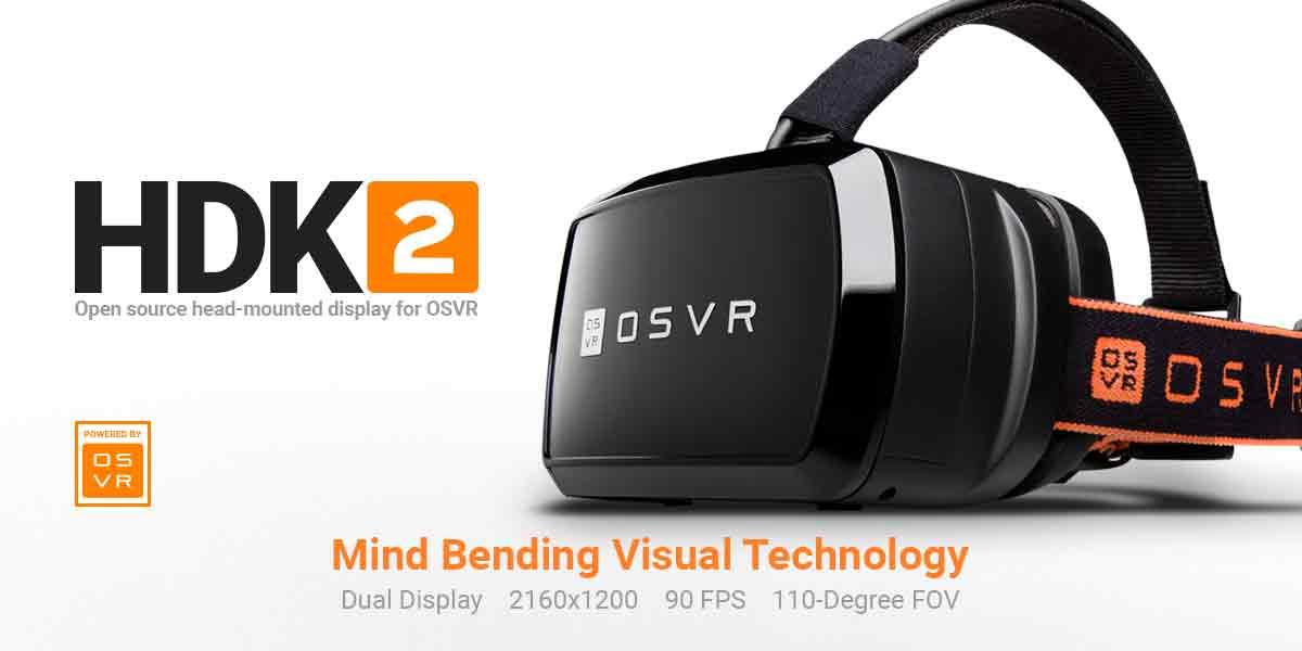 Razers neue VR-Brille zieht technisch mit Oculus Rift und HTC Vive gleich, ist aber deutlich günstiger.