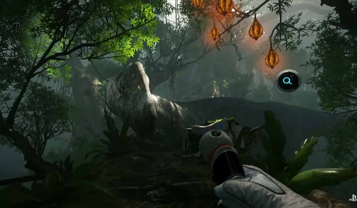 Playstation VR: Neuer Gameplay-Szenen zu Robinson: The Journey