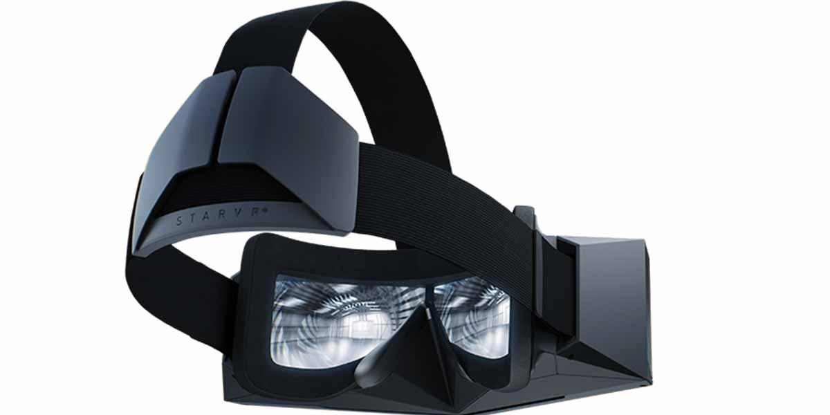 In Kürze soll die erste VR-Arcade mit StarVR-Brille in Los Angeles an den Start gehen. Auch ein neues Trackingsystem ist in Entwicklung.