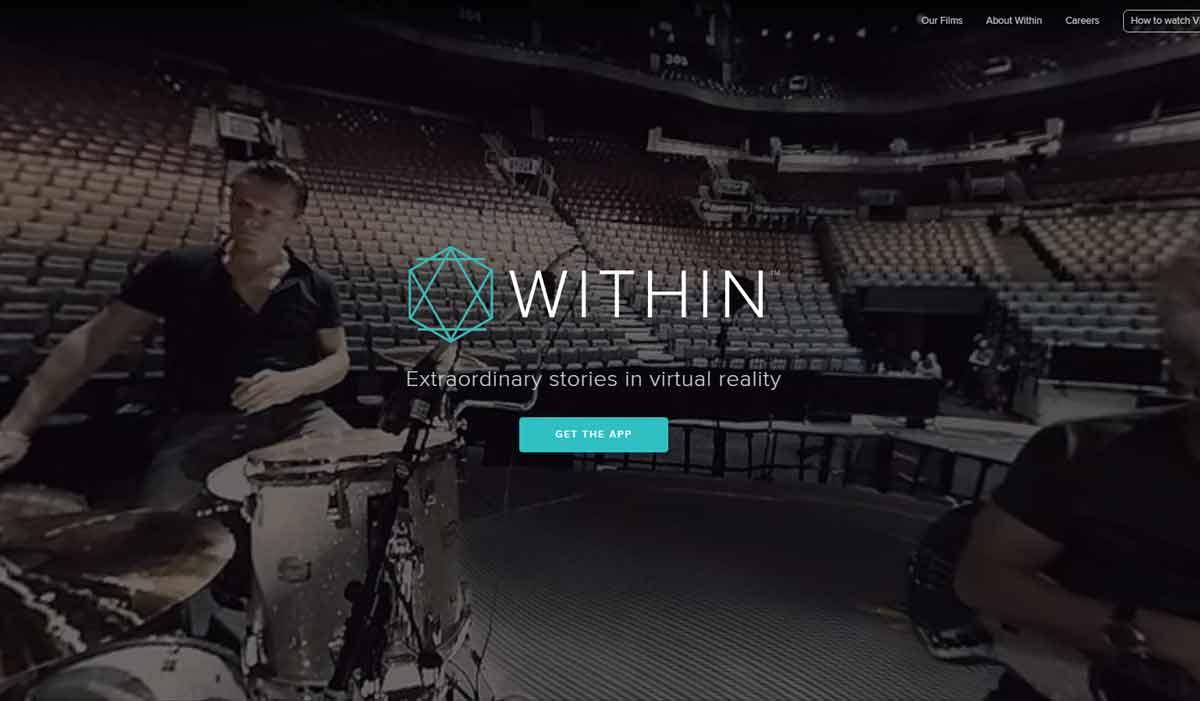 Aus den 360-Spezialisten von Vrse wird Within, außerdem ist das in 2014 gegründete Startup um 12 Millionen US-Dollar reicher.