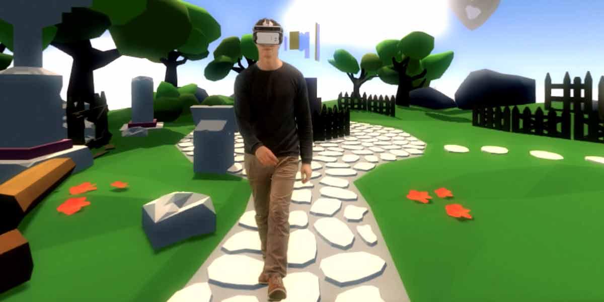 Das US-Startup Stereolabs möchte das schaffen, was Google und Oculus bislang nicht gelingen mag: Positionstracking für eine mobile VR-Brille.