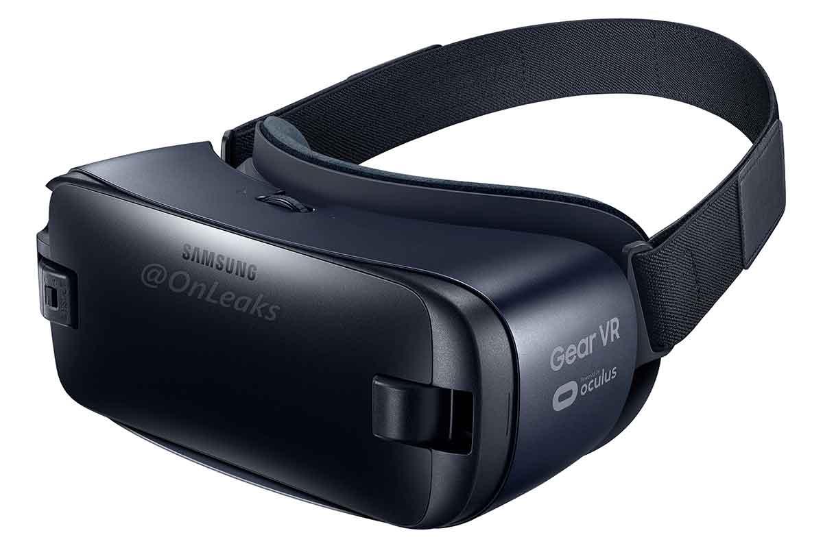 Mit dem Note 7 kommt auch eine neue Version von Samsungs Gear VR. Neben der neuen Farbe gibt es auch ein weiteres Sichtfeld.