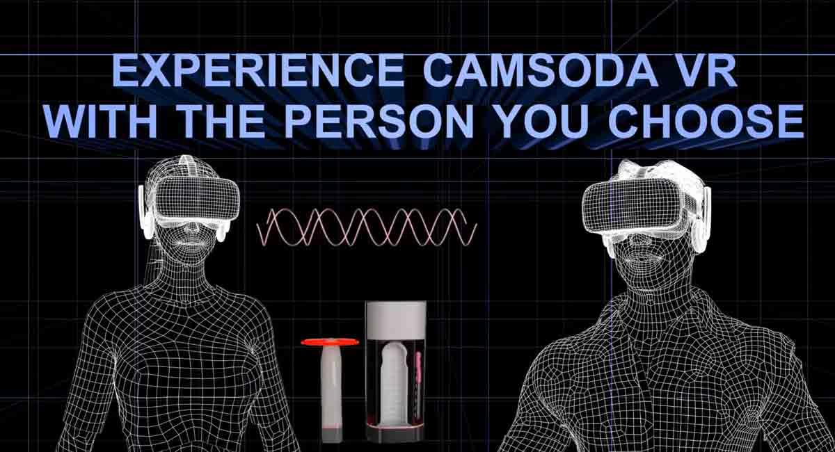 Camsoda launcht Virtual-Reality-Pornos mit Teledildonics