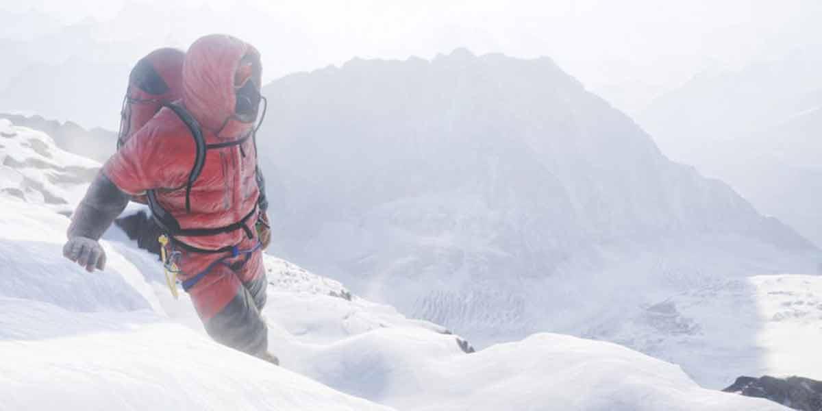 Everest VR für HTC Vive: Vollständige Erfahrung im Video