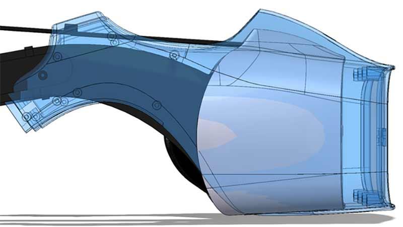 Altes Design vs. neues Design. Bild: Fove
