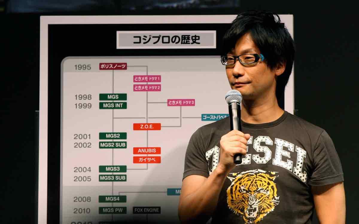 Wenn Hideo Kojima spricht, hören die Nachwuchsentwickler zu. Der neuen Virtual-Reality-Technologie traut der Metal-Gear-Erfinder viel zu.