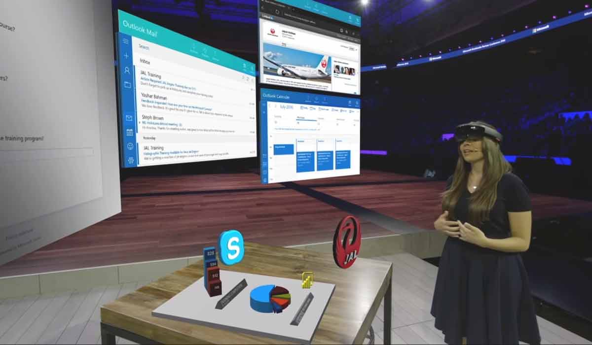 Hololens: Microsoft zeigt neue Demo, gutes Feedback von Entwicklern
