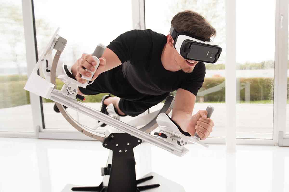 Ein VR-Enthusiast hat es ausprobiert: Diese VR-Spiele für HTC Vive treiben euren Puls nach oben und verbrennen viele Kalorien.