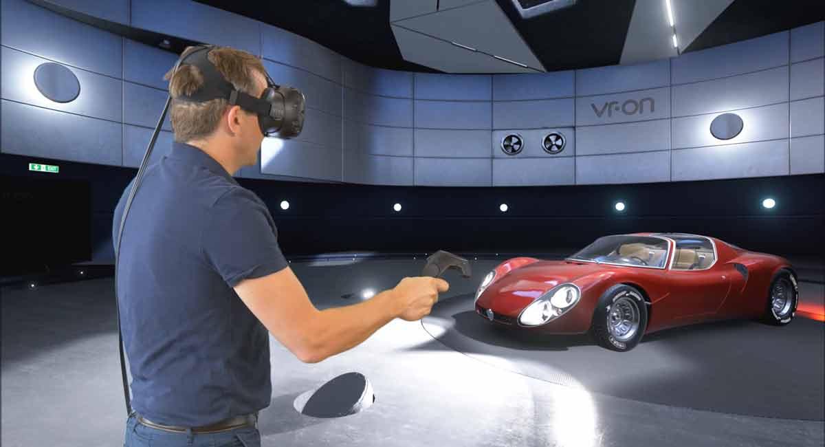 Das größte Potenzial von Virtual Reality ist nicht das Entertainment, sondern die Telepräsenz. Wichtig ist die besonders bei der Kollaboration.