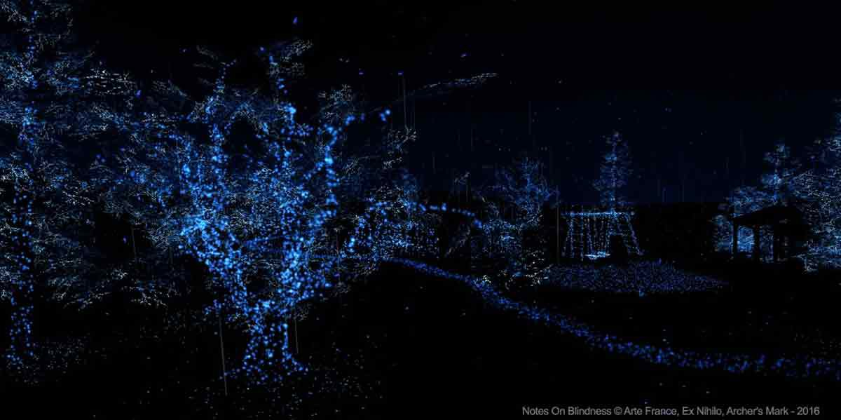 Virtual Reality bei Arte: Der Hype um die Präsenz erschöpft sich auf Dauer