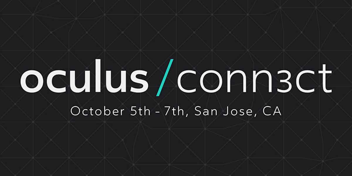 Oculus Connect 3 Anfang Oktober, Anmeldung ab sofort