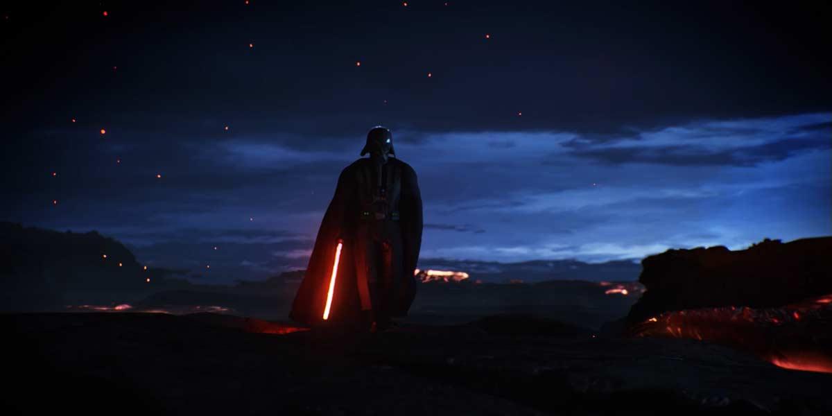 Lucasfilm dreht einen Virtual-Reality-Film über Darth Vader. Jetzt gibt es einen ersten Teaser.