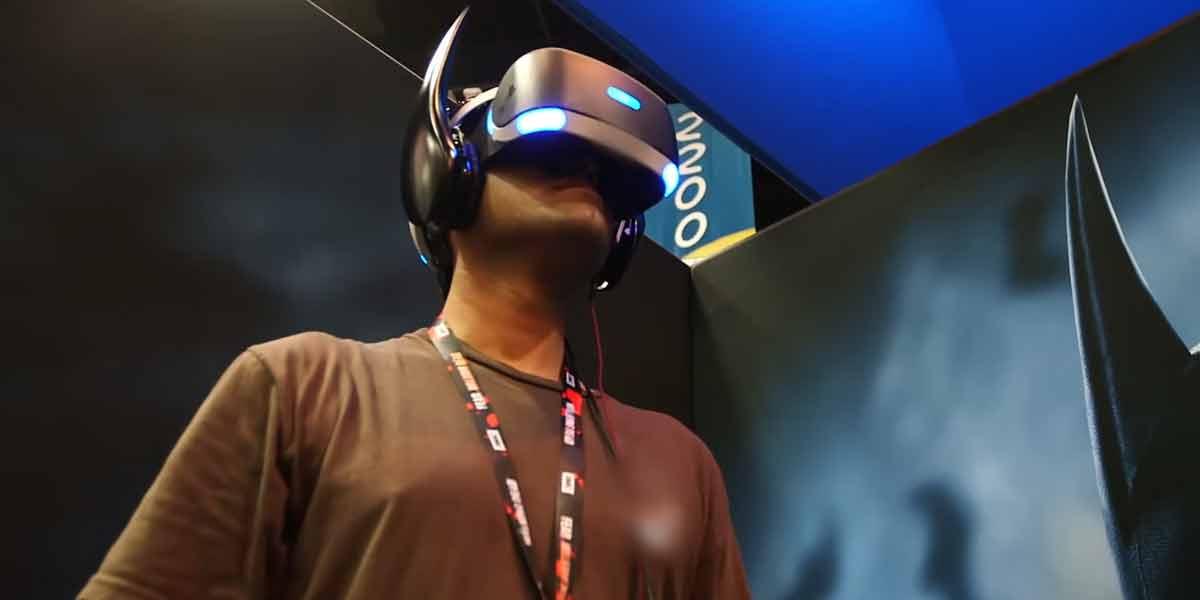 Der Batman launcht gemeinsam mit Playstation VR in die Virtual Reality. 20 US-Dollar für eine Stunde Fledermaus sein. Lohnt sich das?