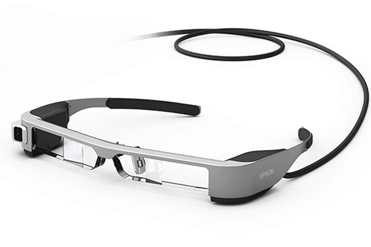 Augmented Reality: Neue Smart Glasses von Epson