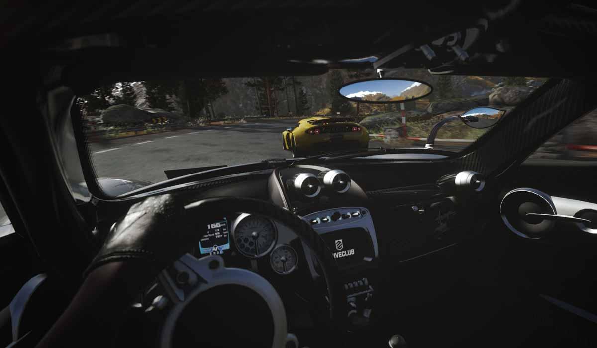 Playstation VR: Erste Gameplay-Szenen zu Driveclub VR, erscheint 2016