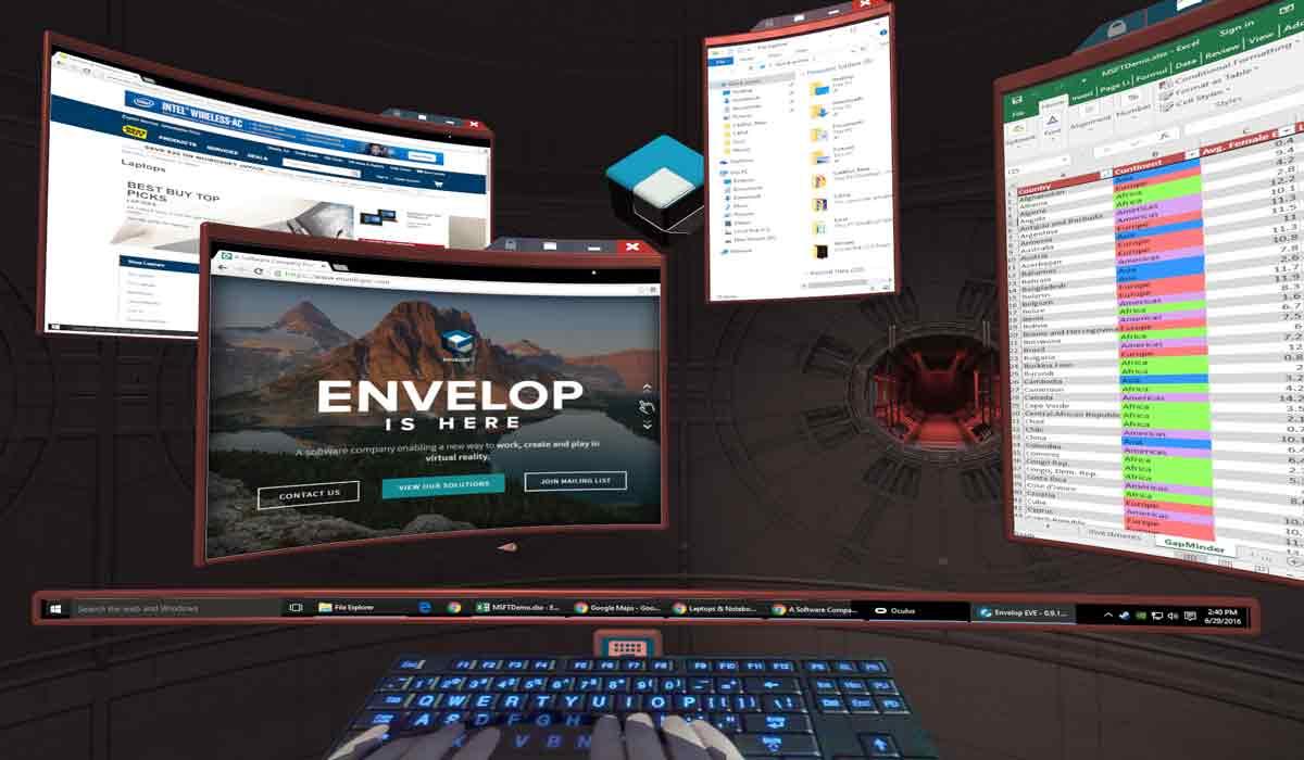 "Virtual-Reality-Startup ""EnvelopVR"" gibt trotz Google-Investment auf"