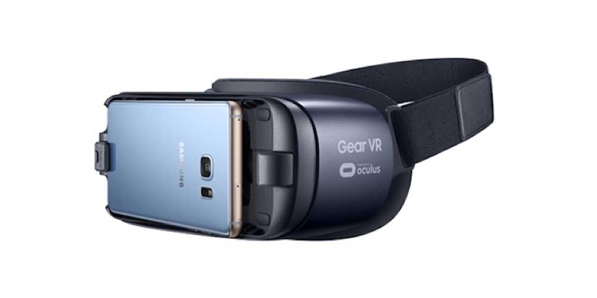 Die neue Version von Gear VR sieht nur nach einem Mini-Update der VR-Brille aus - aber Oculus VR deutet ein neues Interface an.