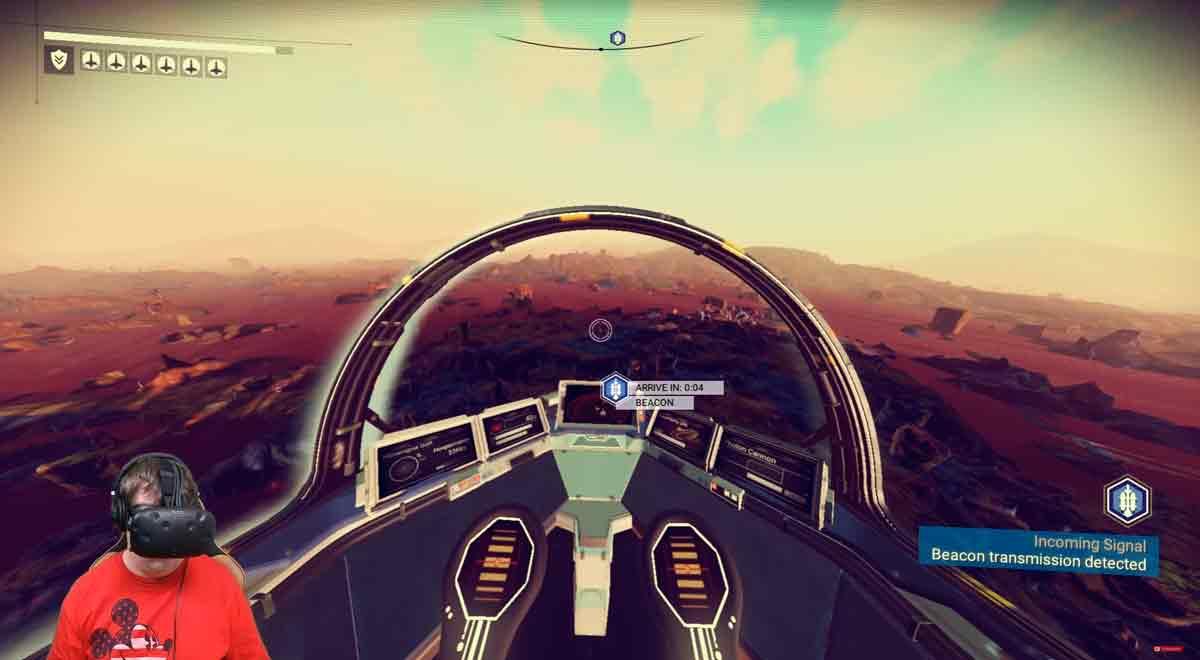 Playstation VR: No Man's Sky in VR scheint vorerst ausgeschlossen *Update: Hack für HTC Vive*